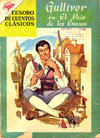 Cover for Tesoro de Cuentos Clásicos (Editorial Novaro, 1957 series) #2
