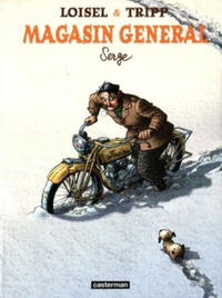 Cover Thumbnail for Magasin general (Casterman, 2006 series) #2