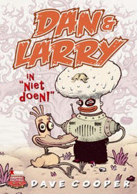 Cover for Dan & Larry (2010 series) #[nn]