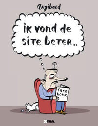 Cover Thumbnail for Ik vond de site beter (XTRA, 2010 series)