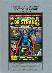 Cover Thumbnail for Marvel Masterworks: Doctor Strange (Marvel, 2003 series) #4 [Regular Edition]