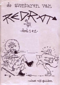 Cover Thumbnail for De avonturen van Red Rat (Raket, 1981 series) #1 & 2