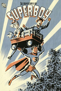 Cover Thumbnail for The Adventures of Superboy (DC, 2010 series) #[nn]