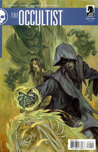 Cover Thumbnail for The Occultist (Dark Horse, 2010 series)