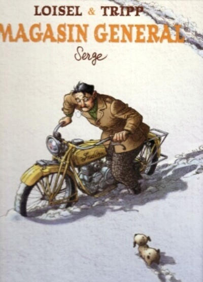 Cover for Magasin general (Casterman, 2006 series) #2