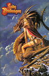 Cover Thumbnail for Lady Pendragon (1999 series) #1 [Cleavenger Cover]