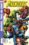 Cover Thumbnail for Marvel Two-In-One (2007 series) #8 [Newsstand Edition]