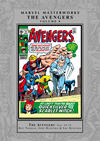 Cover Thumbnail for Marvel Masterworks: The Avengers (2003 series) #8 [Regular Edition]
