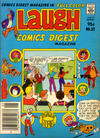 Cover for Laugh Comics Digest (Archie, 1974 series) #32 [95 Cent Price Variant]