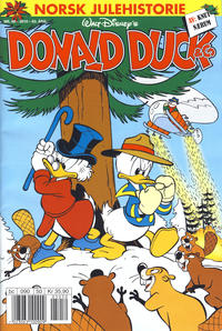 Cover Thumbnail for Donald Duck & Co (Egmont Serieforlaget, 1997 series) #50/2010
