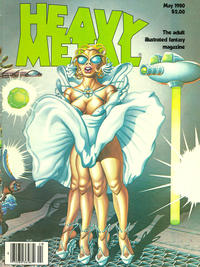Cover for Heavy Metal Magazine (HM Communications, Inc., 1977 series) #v4#2 [Direct Sales]