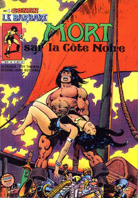 Cover Thumbnail for Conan le Barbare (Arédit-Artima, 1979 series) #16