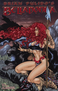 Cover Thumbnail for Brian Pulido's Belladonna (Avatar Press, 2004 series) #5