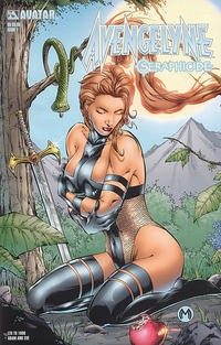 Cover for Avengelyne: Seraphicide (Avatar Press, 2001 series) #1 [Hard Woman]