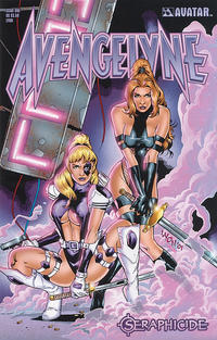 Cover Thumbnail for Avengelyne: Seraphicide (Avatar Press, 2001 series) #1 [Lyon]