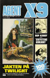 Cover for Agent X9 (Semic, 1971 series) #5/1984