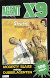 Cover for Agent X9 (Semic, 1971 series) #1/1987
