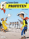 Cover for Lucky Luke (Egmont Serieforlaget, 1997 series) #66 - Profeten [Reutsendelse bc 382 19]
