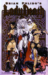 Cover for Brian Pulido's Lady Death: Lost Souls (Avatar Press, 2006 series) #1