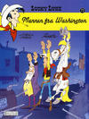 Cover for Lucky Luke (Egmont Serieforlaget, 1997 series) #72 - Mannen fra Washington
