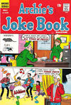 Cover for Archie's Joke Book Magazine (Archie, 1953 series) #124