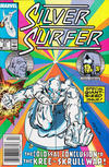 Cover Thumbnail for Silver Surfer (1987 series) #31 [Newsstand Edition]