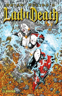 Cover for Brian Pulido's Lady Death: Swimsuit (2005 series) #2005
