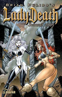 Cover Thumbnail for Brian Pulido's Lady Death: Swimsuit (Avatar Press, 2005 series) #2005