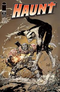 Cover Thumbnail for Haunt (Image, 2009 series) #11