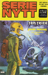 Cover Thumbnail for Serie-nytt [delas?] (Semic, 1970 series) #3/1979