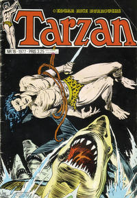 Cover Thumbnail for Tarzan (Atlantic Förlags AB, 1977 series) #16/1977