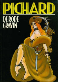 Cover Thumbnail for Zwarte reeks (Sombrero Books, 1986 series) #16