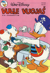 Cover Thumbnail for Vulle Vuojaš (Jår'galæd'dji, 1987 series) #29/1988