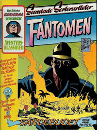 Cover Thumbnail for De bästa serierna (Semic, 1986 series) #1986, Fantomen [3]