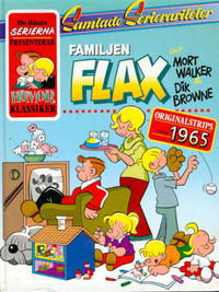 Cover Thumbnail for De bästa serierna (Semic, 1986 series) #1987, Familjen Flax