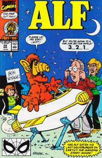 Cover Thumbnail for ALF (Marvel, 1988 series) #28