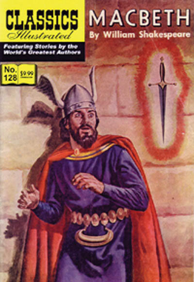 Cover for Classics Illustrated (Jack Lake Productions Inc., 2005 series) #128