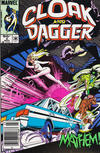 Cover for Cloak and Dagger (Marvel, 1985 series) #5 [Canadian Newsstand]