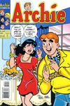 Cover for Archie (Archie, 1959 series) #454