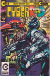 Cover for CyberRad (Continuity, 1991 series) #3 [Direct Edition]