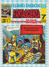 Cover for I Classici Americani Fantascienza Horror (1991 series) #3