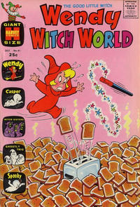 Cover Thumbnail for Wendy Witch World (Harvey, 1961 series) #41