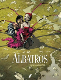 Cover Thumbnail for Albatros (Daedalus, 2008 series) #1