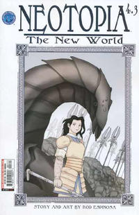 Cover Thumbnail for Neotopia Vol. 4 The New World (Antarctic Press, 2004 series) #3 (4.3)