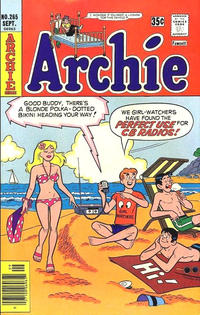 Cover Thumbnail for Archie (Archie, 1959 series) #265