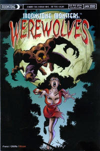 Cover Thumbnail for Moonstone Monsters: Werewolves (Moonstone, 2000 series)