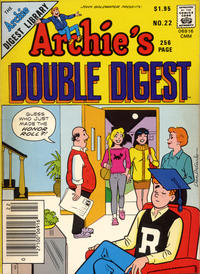 Cover Thumbnail for Archie's Double Digest Magazine (Archie, 1984 series) #22