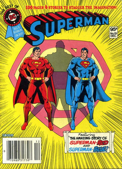 Cover for The Best of DC (1979 series) #19 [Newsstand]