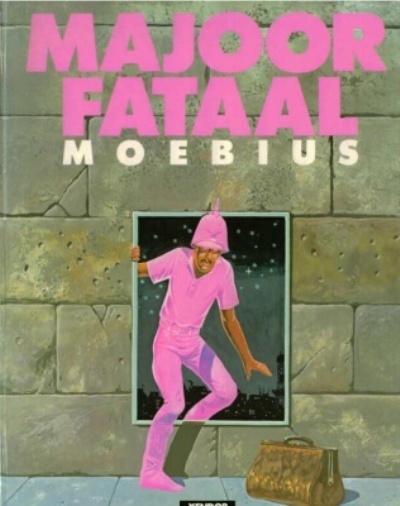 Cover for Majoor Fataal (Yendor, 1981 series)