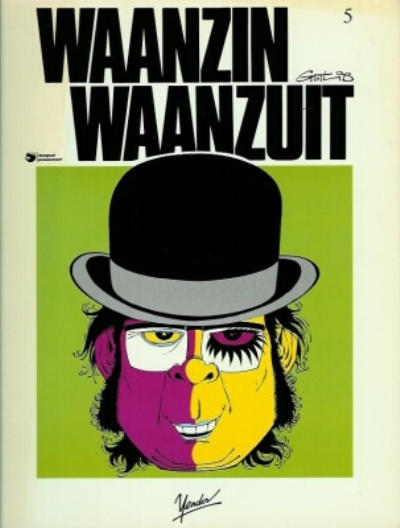 Cover for Waanzin waanzuit (Yendor, 1984 series) #5